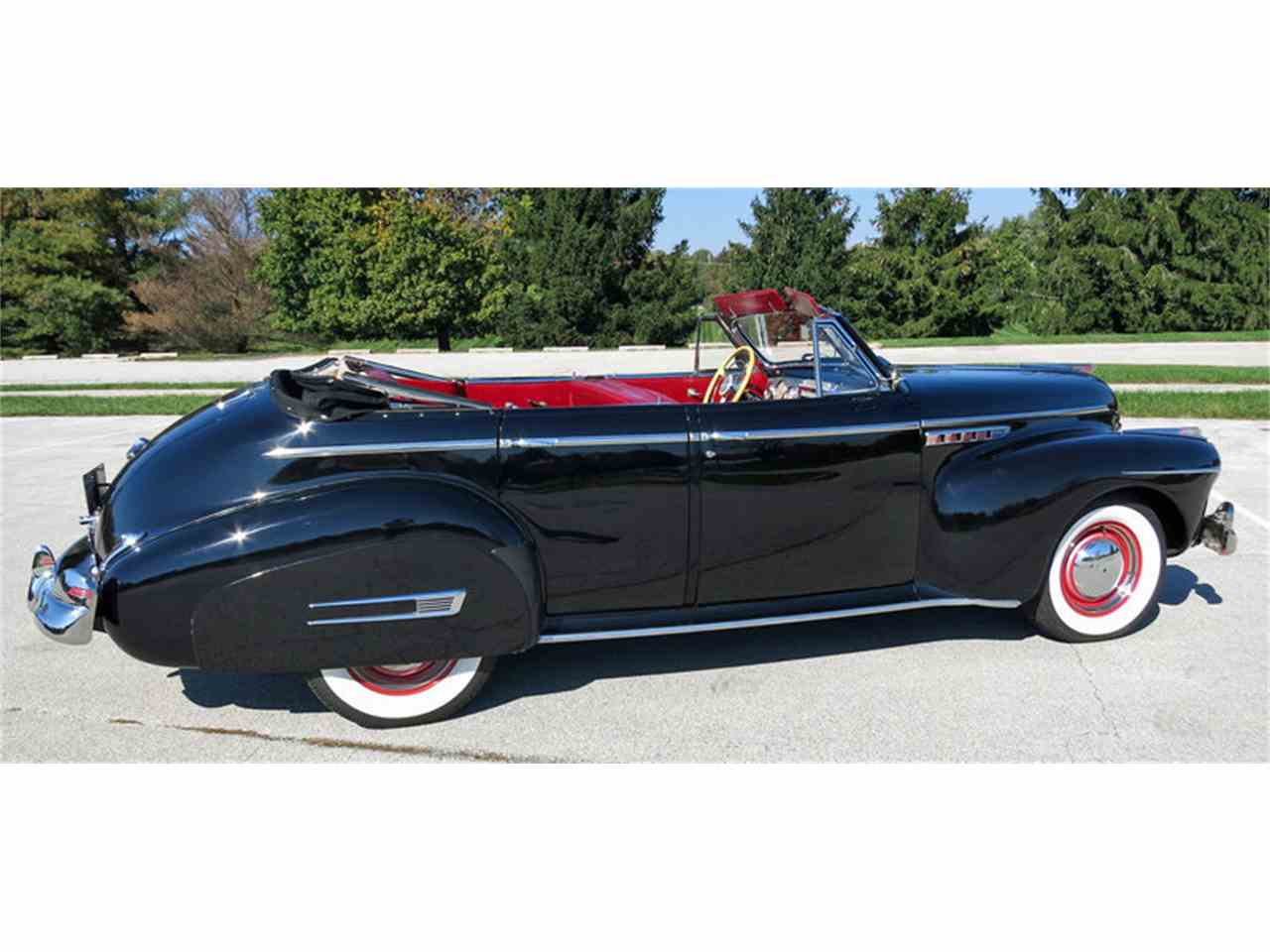 Large Picture of Classic 1941 Buick Super located in West Chester Pennsylvania Offered by Connors Motorcar Company - J5C3