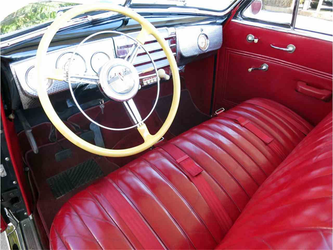 Large Picture of Classic 1941 Buick Super located in Pennsylvania - $79,000.00 Offered by Connors Motorcar Company - J5C3
