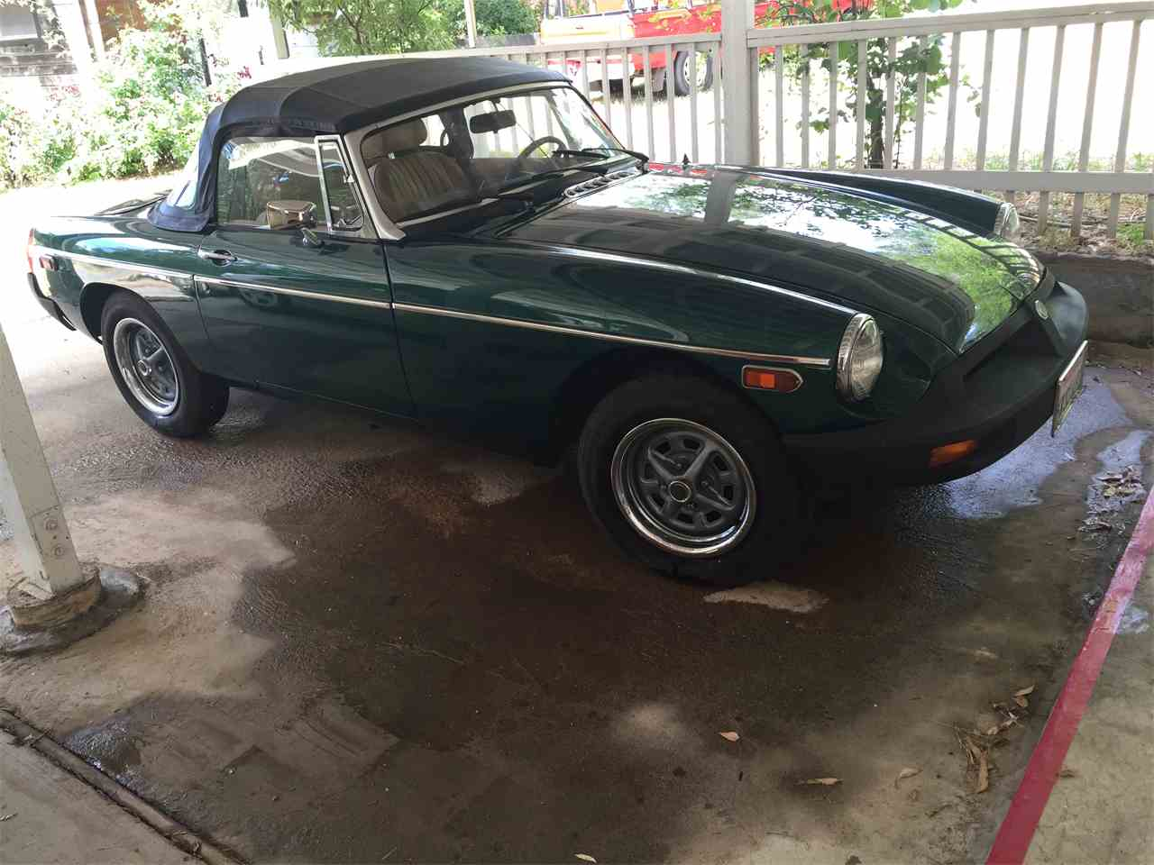 Large Picture of 1979 MGB Offered by a Private Seller - J5C5