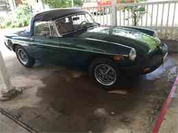 Picture of '79 MGB located in Corning California - $18,000.00 - J5C5
