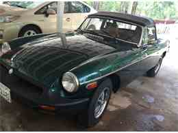 Picture of 1979 MG MGB located in Corning California - $18,000.00 - J5C5
