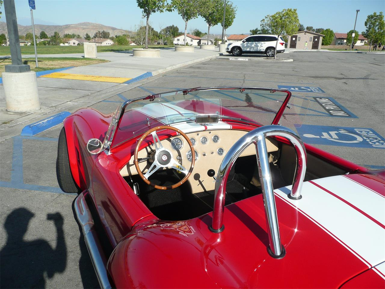 Large Picture of Classic '67 AC Cobra Replica Cobra located in Corona California - $37,900.00 Offered by a Private Seller - J5C6