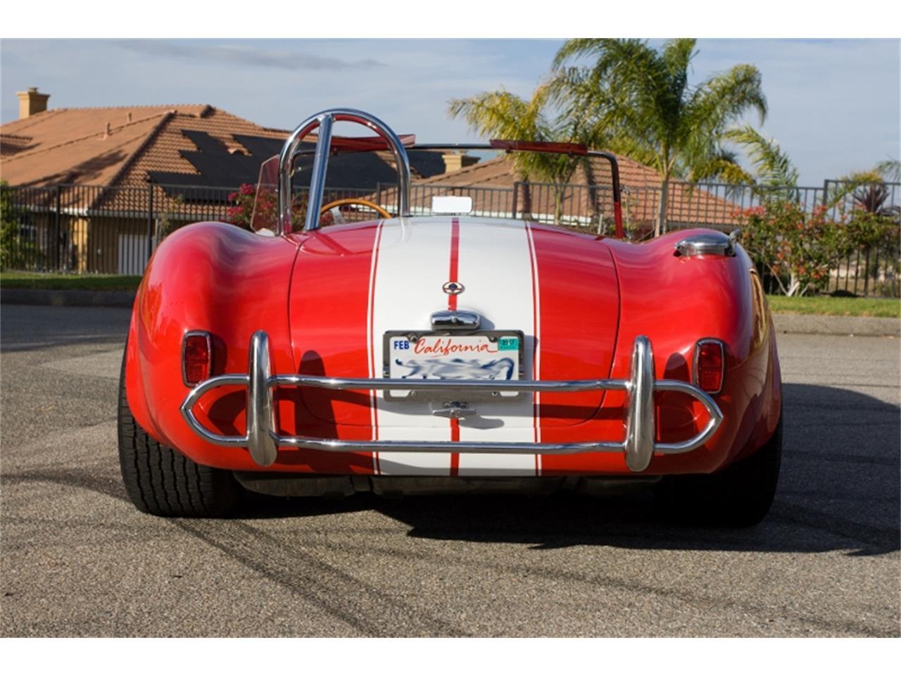Large Picture of '67 AC Cobra Replica Cobra located in California - J5C6