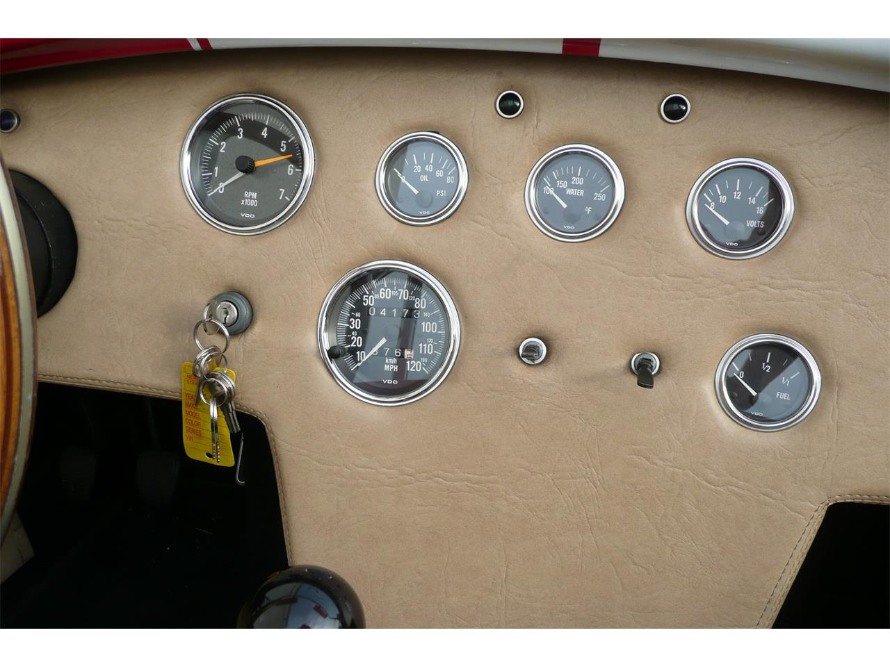 Large Picture of 1967 AC Cobra Replica Cobra - $37,900.00 Offered by a Private Seller - J5C6