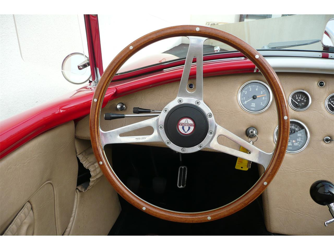 Large Picture of Classic 1967 AC Cobra Replica Cobra located in California Offered by a Private Seller - J5C6