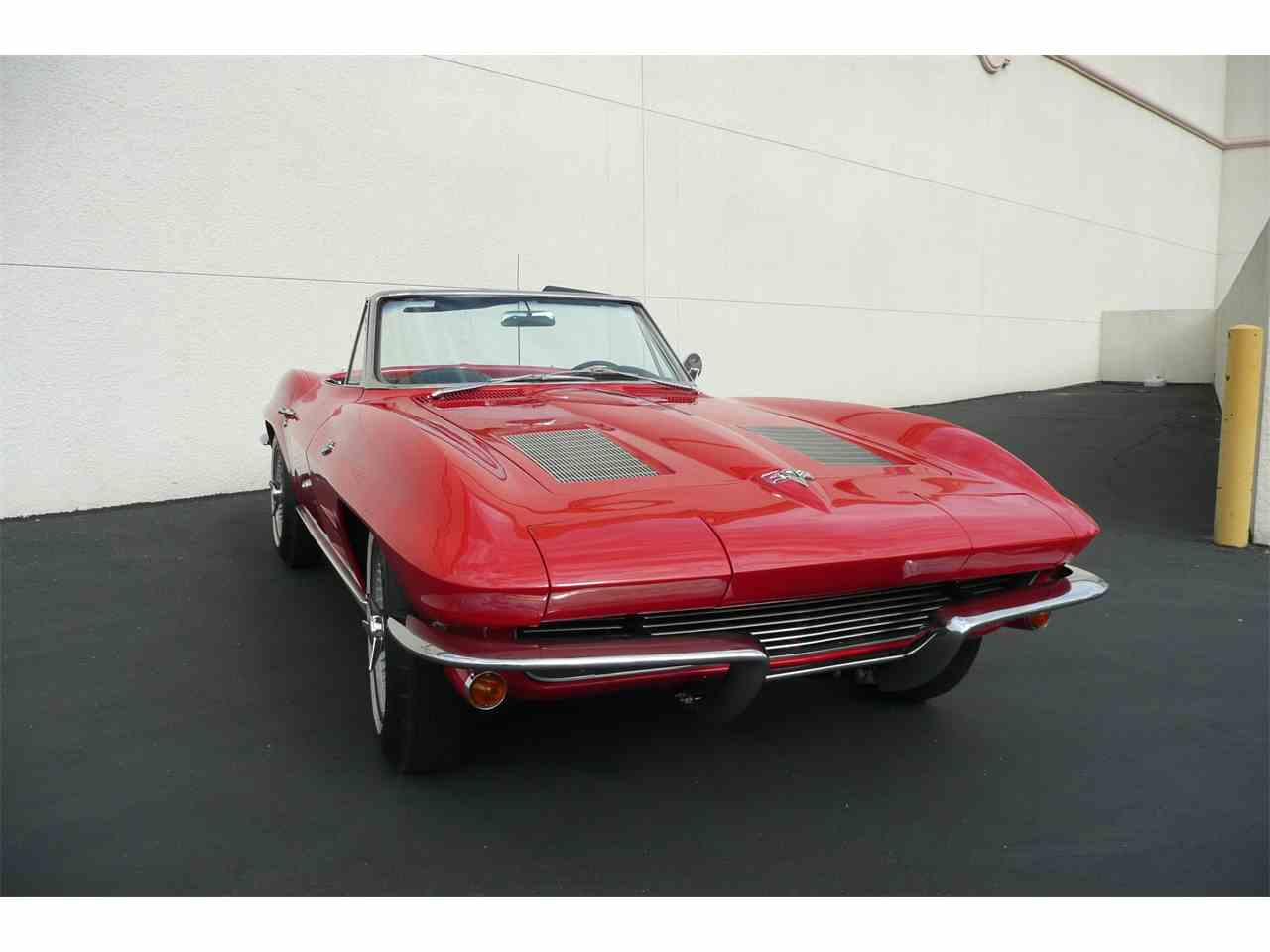 Large Picture of '63 Corvette - J5CF