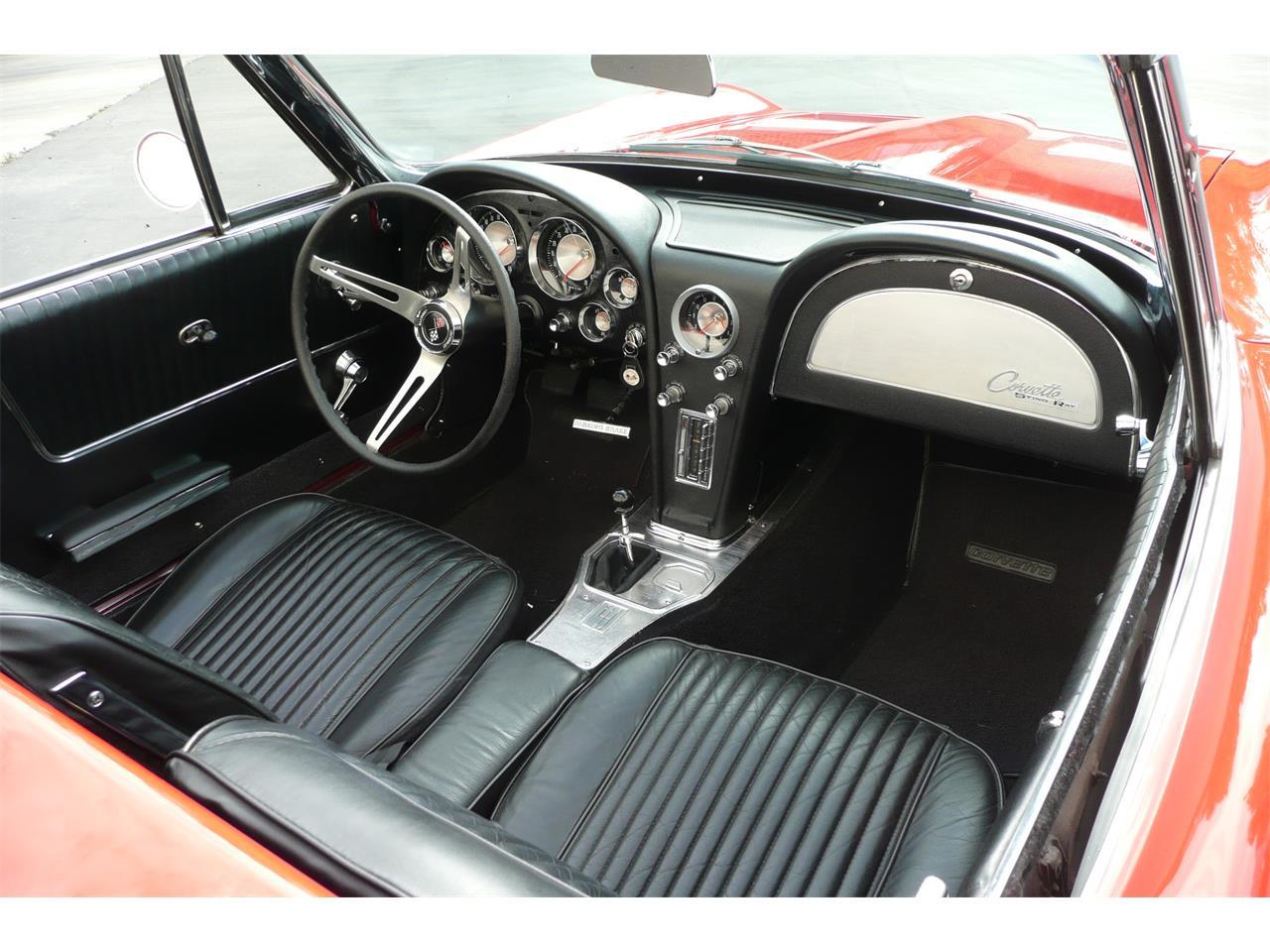 Large Picture of '63 Corvette - J5CF