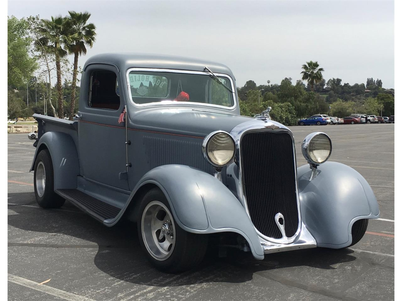 Large Picture of '35 Pickup - J5CN