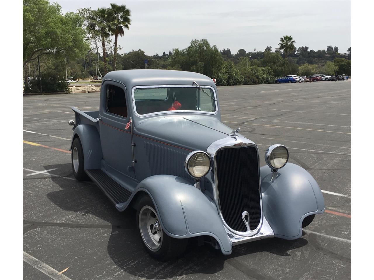 1935 dodge brothers pickup for sale cc 893399. Black Bedroom Furniture Sets. Home Design Ideas