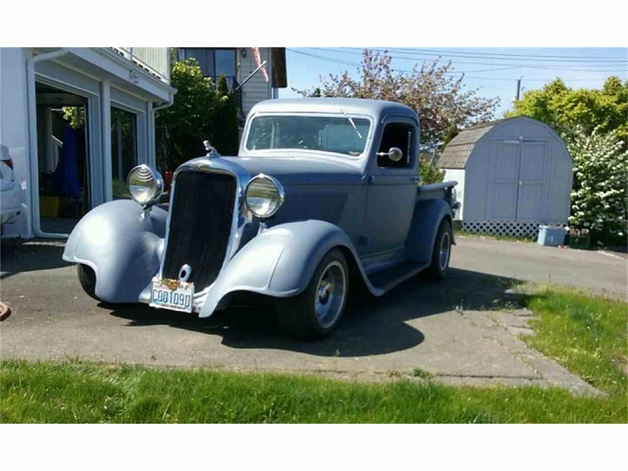 1935 Dodge Brothers Pickup for Sale | ClassicCars.com | CC-893399