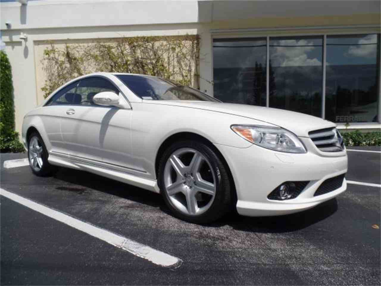 Large Picture of '09 CL550 4-Matic - J5E6