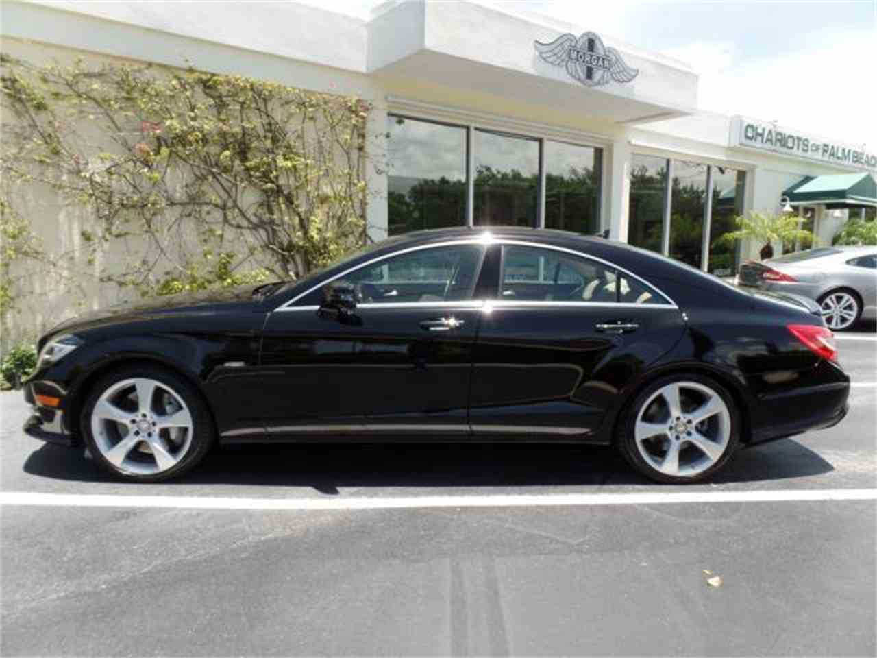 Large Picture of '12 CLS550 - J5EE