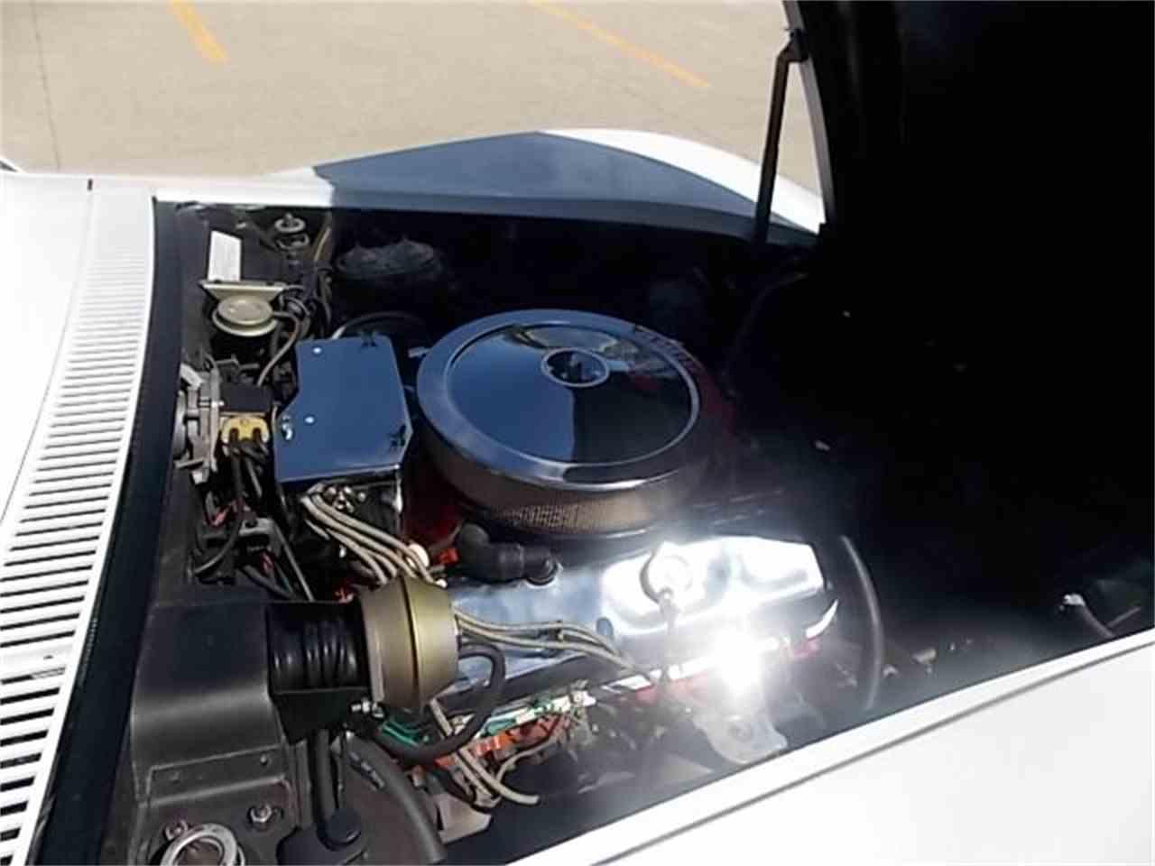 Large Picture of '70 Corvette - J5F3
