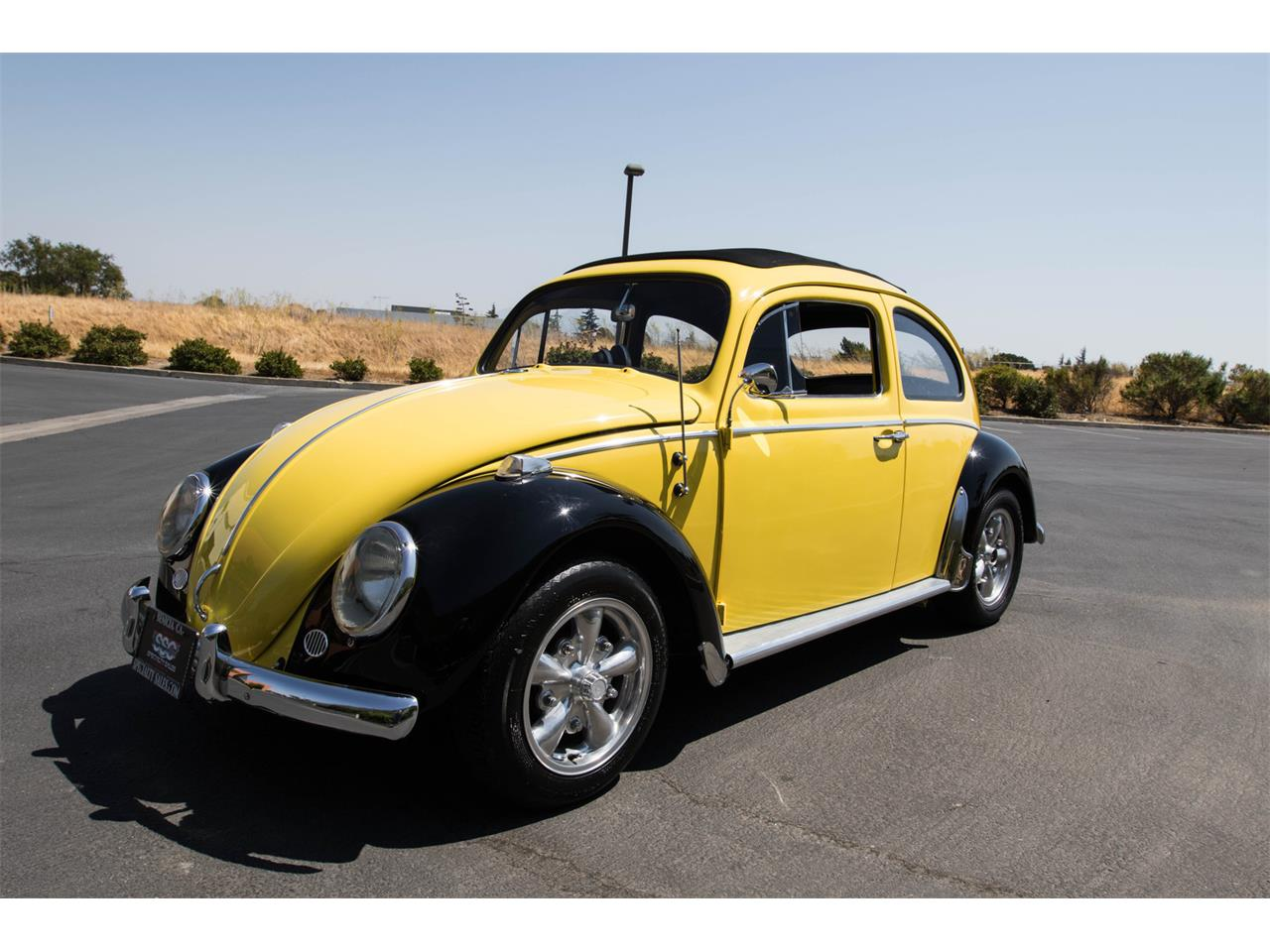 Large Picture of Classic '60 Volkswagen Beetle - J5F4