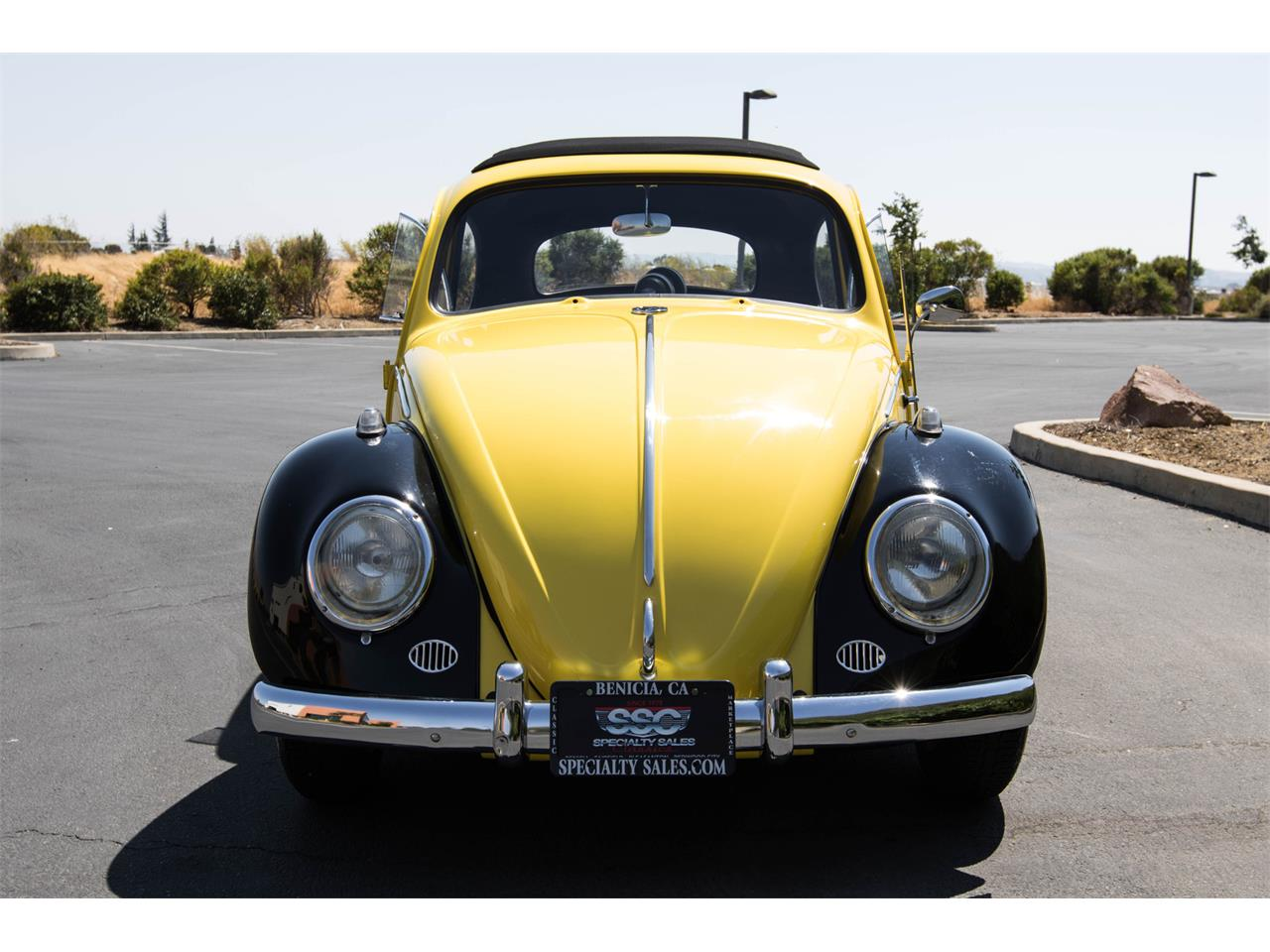 Large Picture of '60 Beetle - J5F4