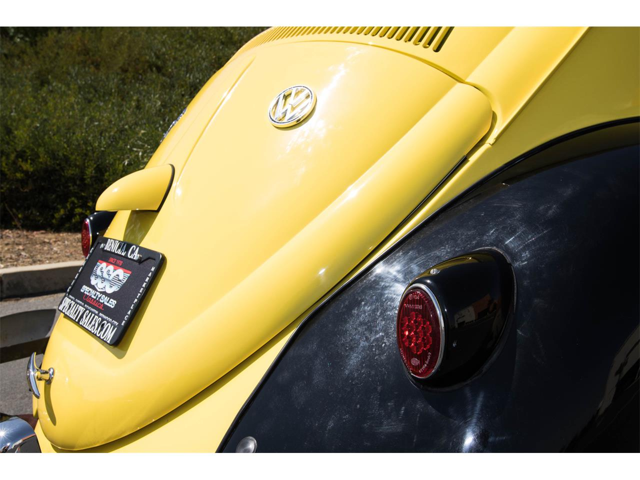 Large Picture of 1960 Beetle located in California - J5F4