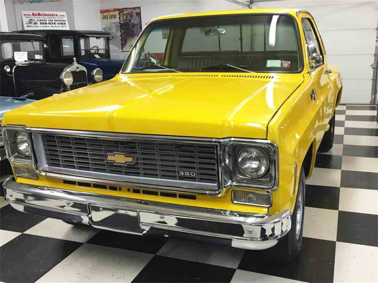 Large Picture of '74 C10 FRAMEOFF RESTORED - J5FK