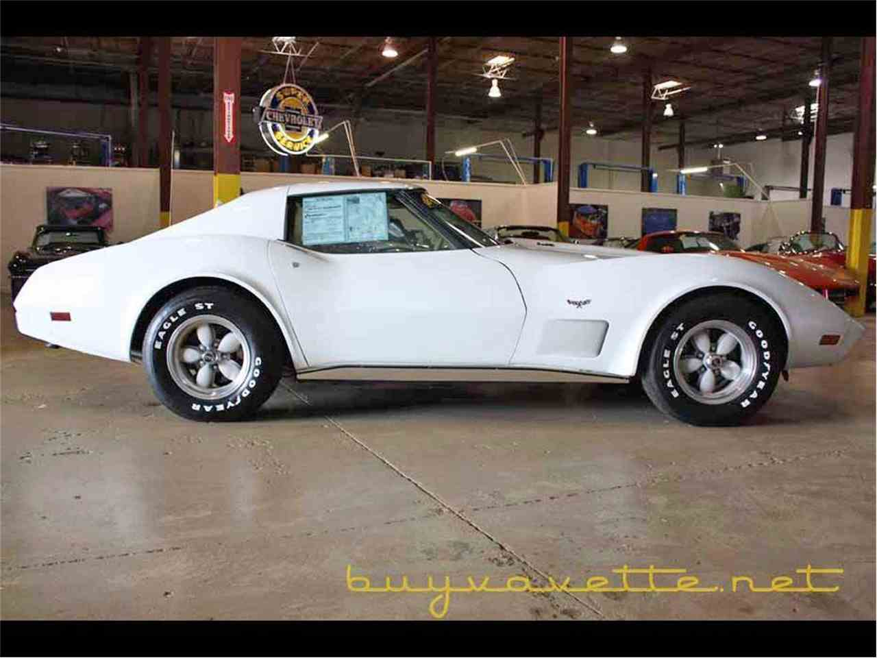 Large Picture of '77 Corvette - J5GR