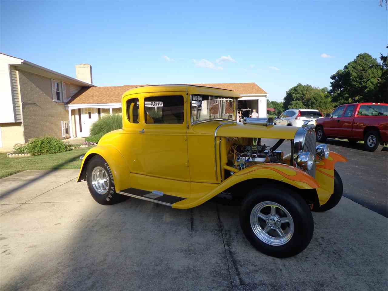 Large Picture of 1930 Ford 5-Window Coupe Offered by a Private Seller - J5HY
