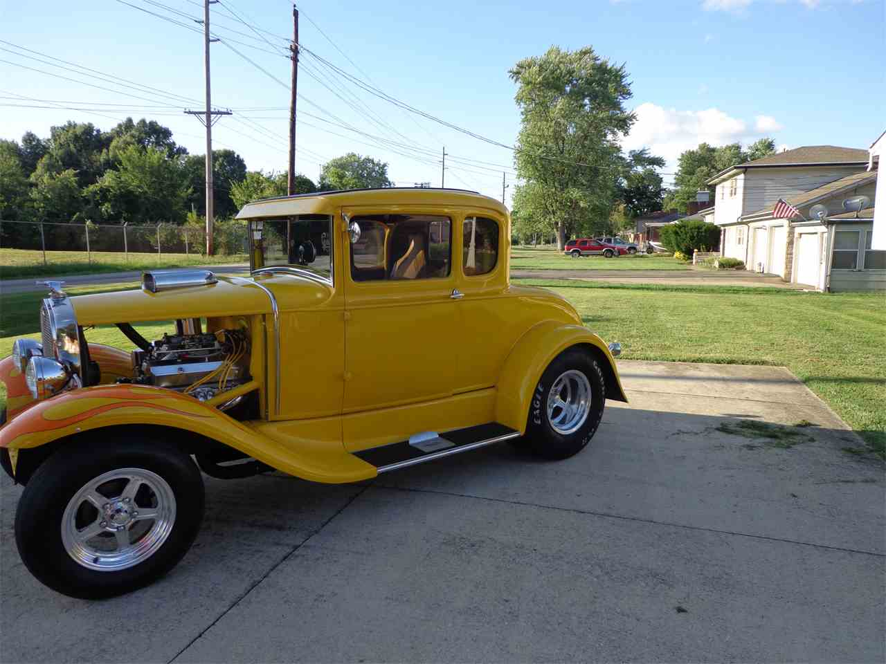 Large Picture of Classic 1930 Ford 5-Window Coupe - $34,500.00 Offered by a Private Seller - J5HY