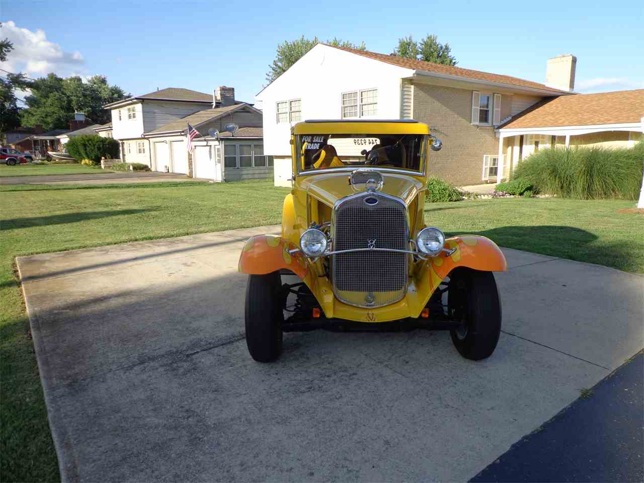 Large Picture of '30 5-Window Coupe - J5HY