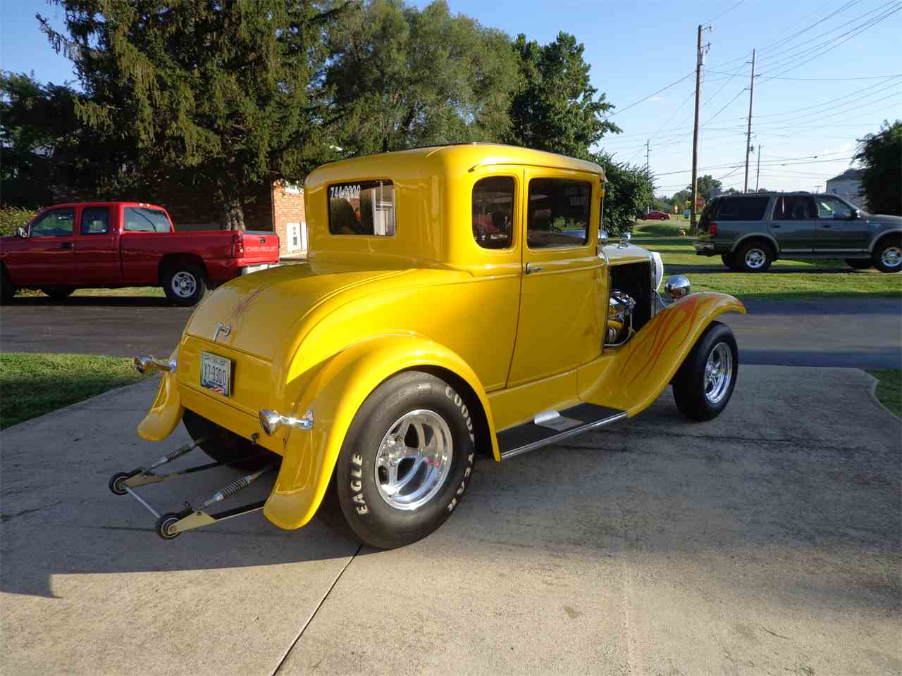 Large Picture of '30 Ford 5-Window Coupe located in Kentucky - $34,500.00 - J5HY