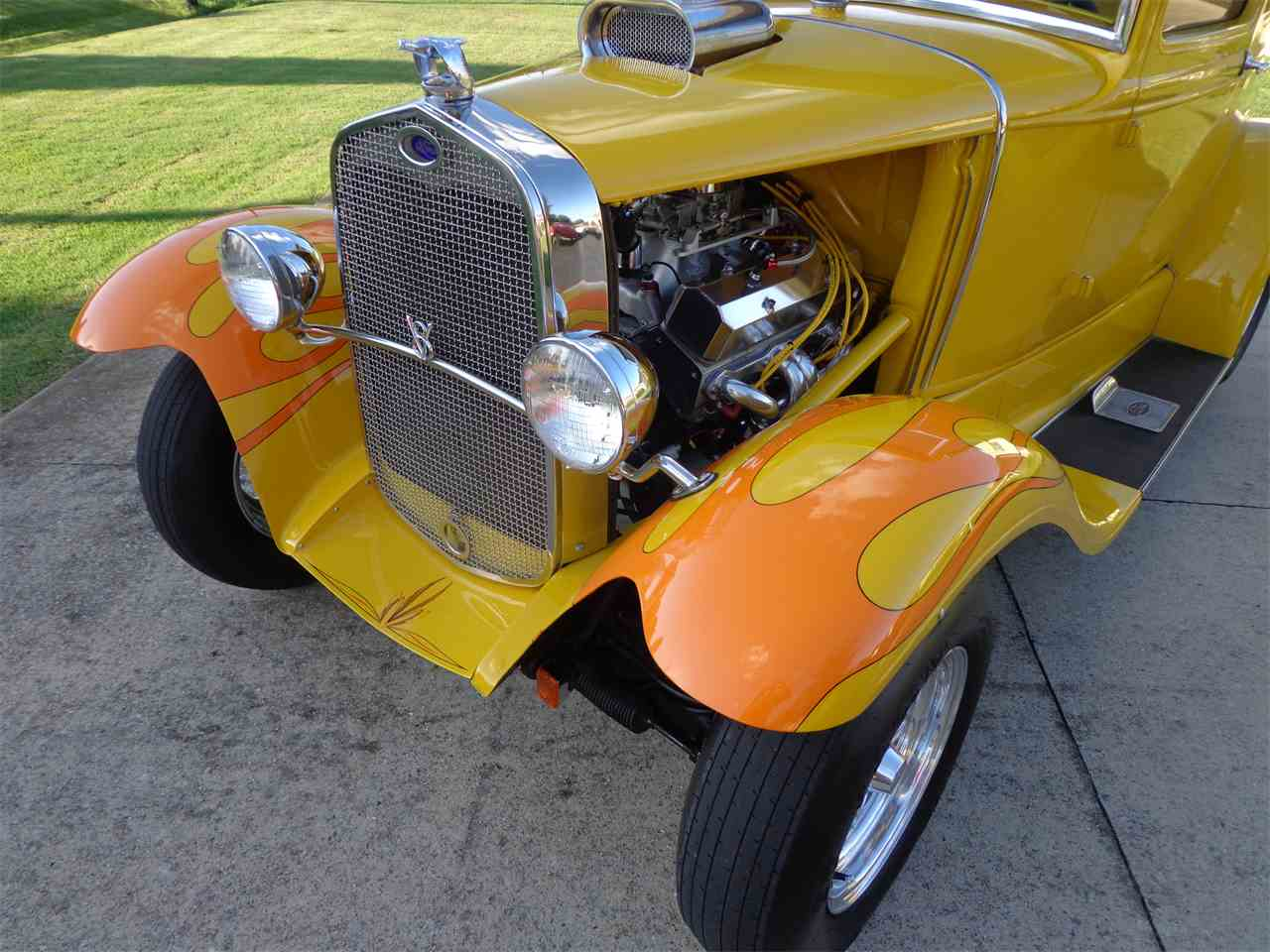 Large Picture of '30 Ford 5-Window Coupe - $34,500.00 Offered by a Private Seller - J5HY
