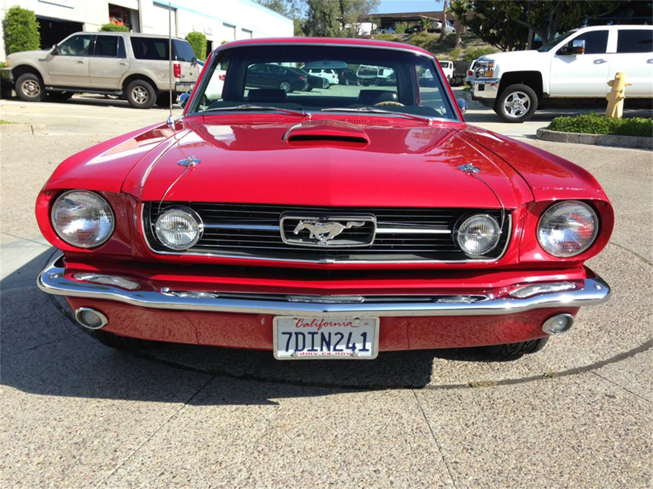 Large Picture of 1966 Mustang GT - J5IP
