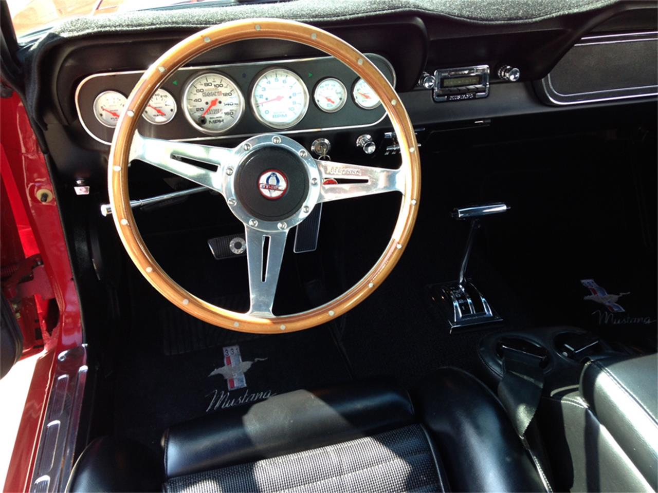 Large Picture of '66 Mustang GT located in California Offered by Affordable VIP Classics - J5IP