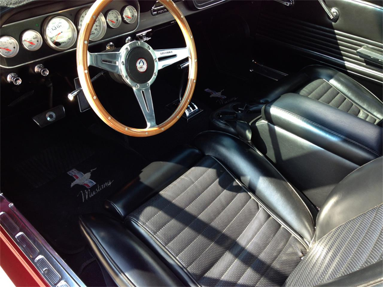 Large Picture of Classic 1966 Mustang GT located in spring valley California - $39,950.00 Offered by Affordable VIP Classics - J5IP