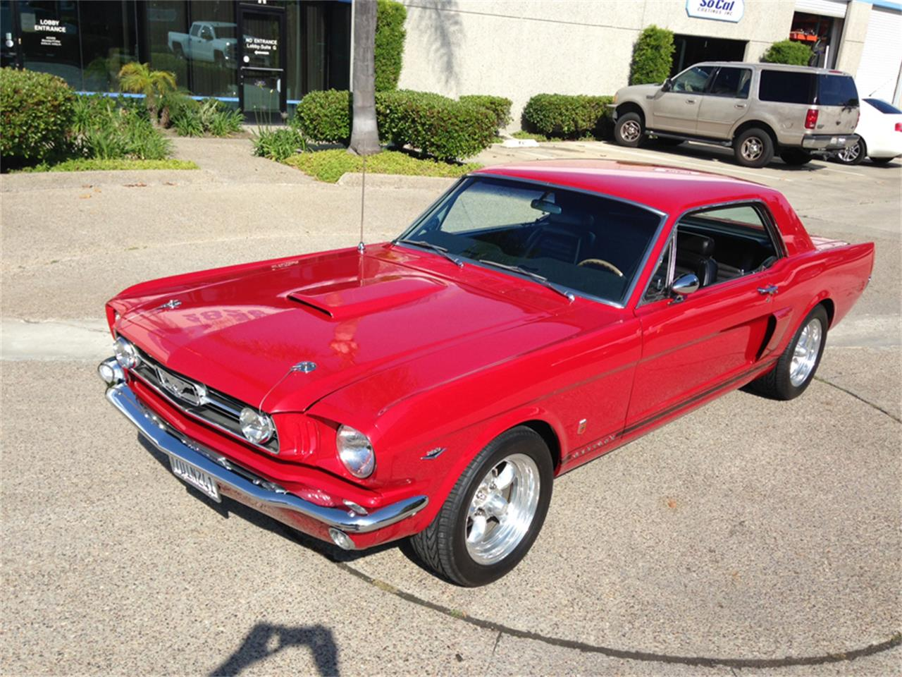 Large Picture of Classic 1966 Ford Mustang GT Offered by Affordable VIP Classics - J5IP