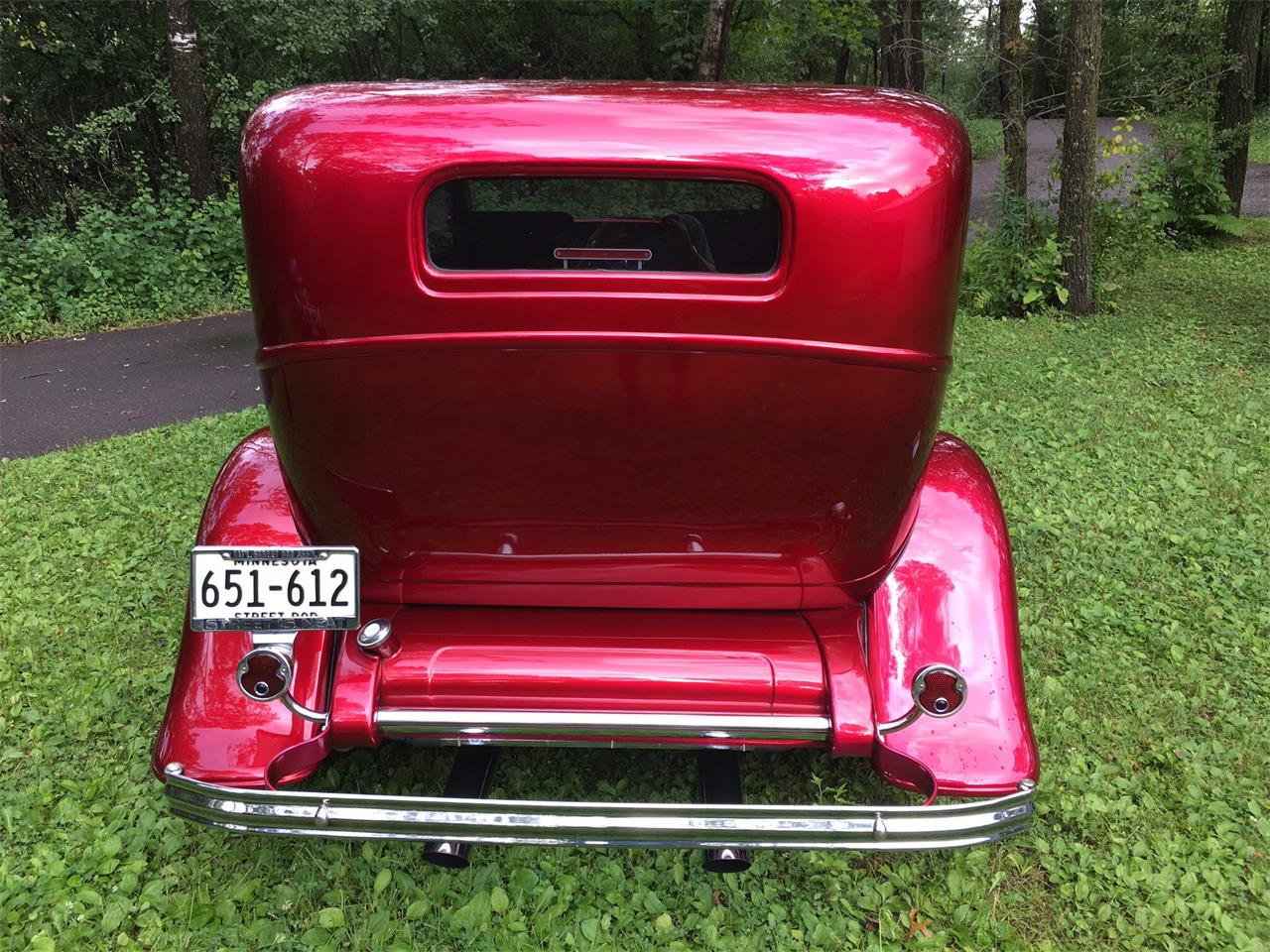Twin Cities Ford Dealers >> 1932 Ford Sedan for Sale   ClassicCars.com   CC-893629