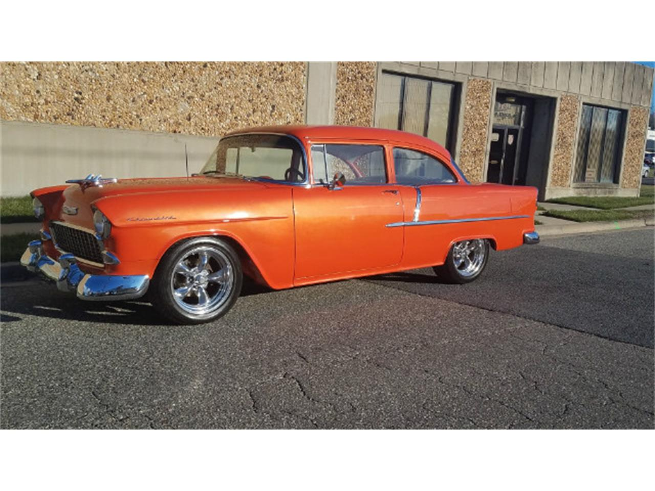 Large Picture of Classic 1955 Chevrolet 210 located in Linthicum Maryland - $59,900.00 Offered by Universal Auto Sales - J30B