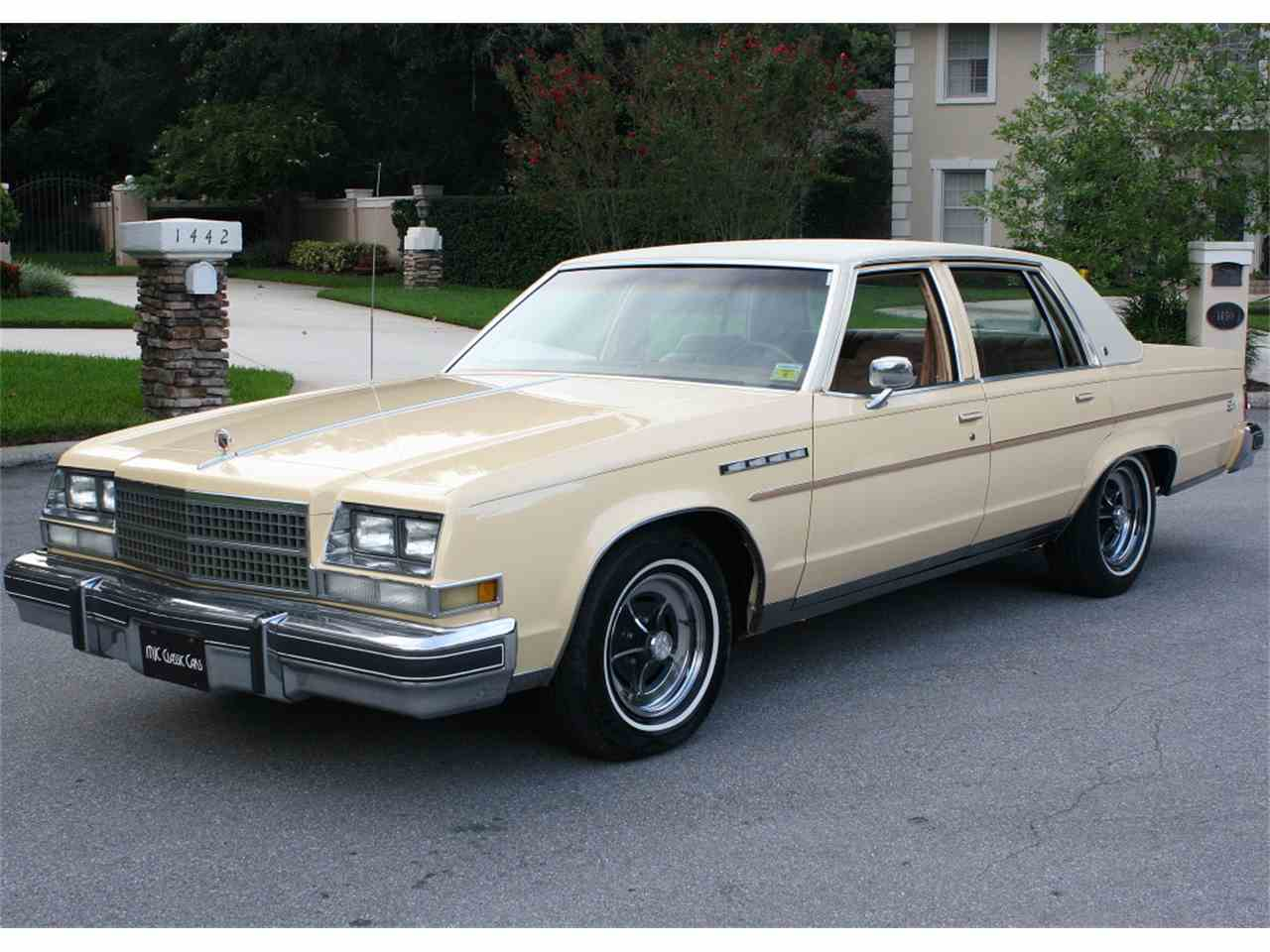 Large Picture of '78 Buick Electra located in lakeland Florida - $13,500.00 Offered by MJC Classic Cars - J5J3