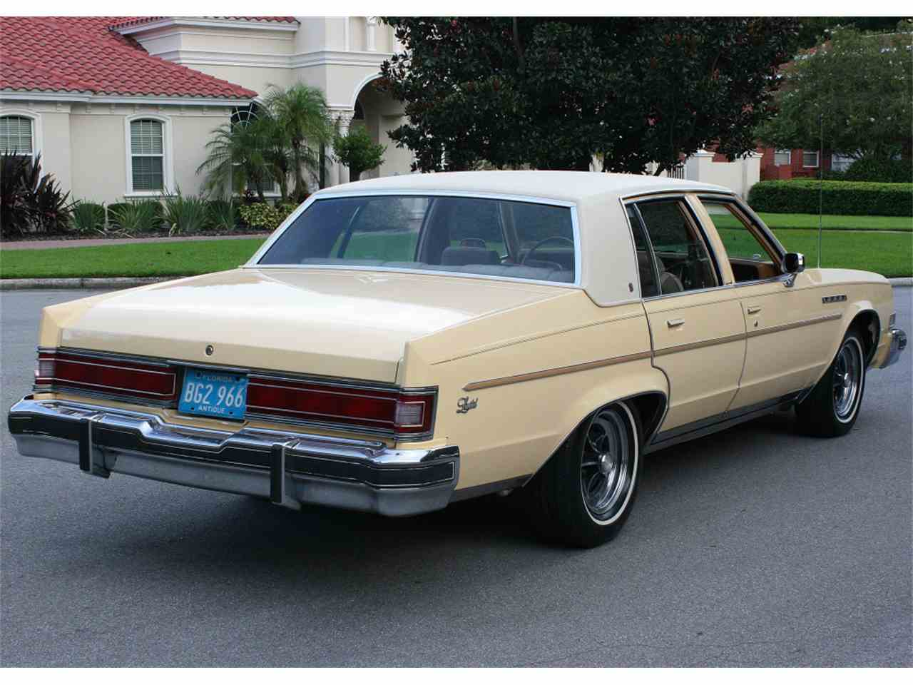 Large Picture of 1978 Buick Electra located in Florida Offered by MJC Classic Cars - J5J3