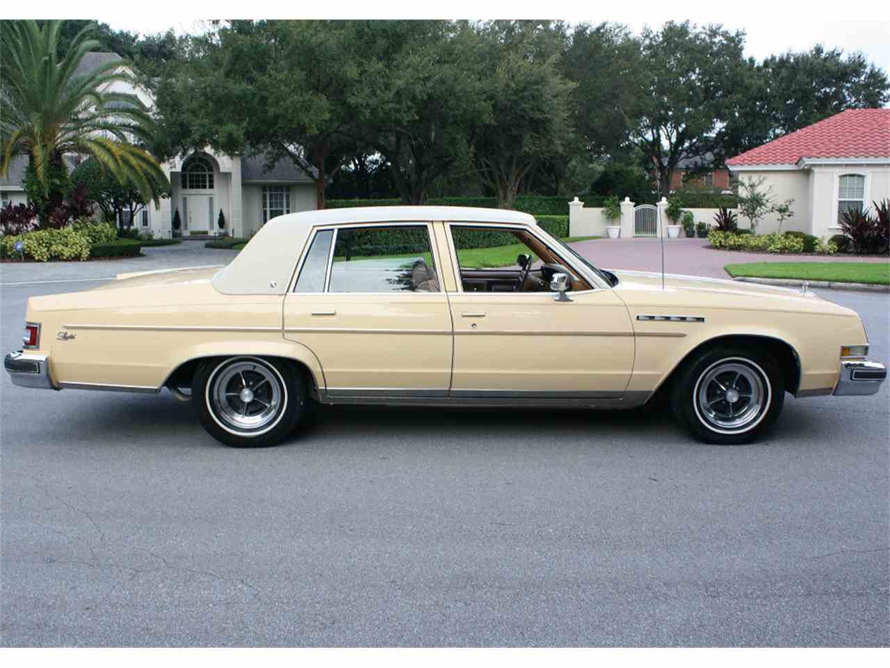 Large Picture of 1978 Buick Electra located in lakeland Florida - $13,500.00 Offered by MJC Classic Cars - J5J3