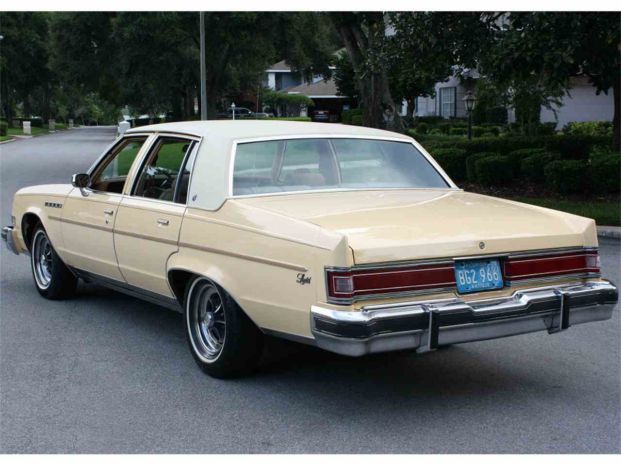 Large Picture of '78 Buick Electra located in lakeland Florida - $13,500.00 - J5J3