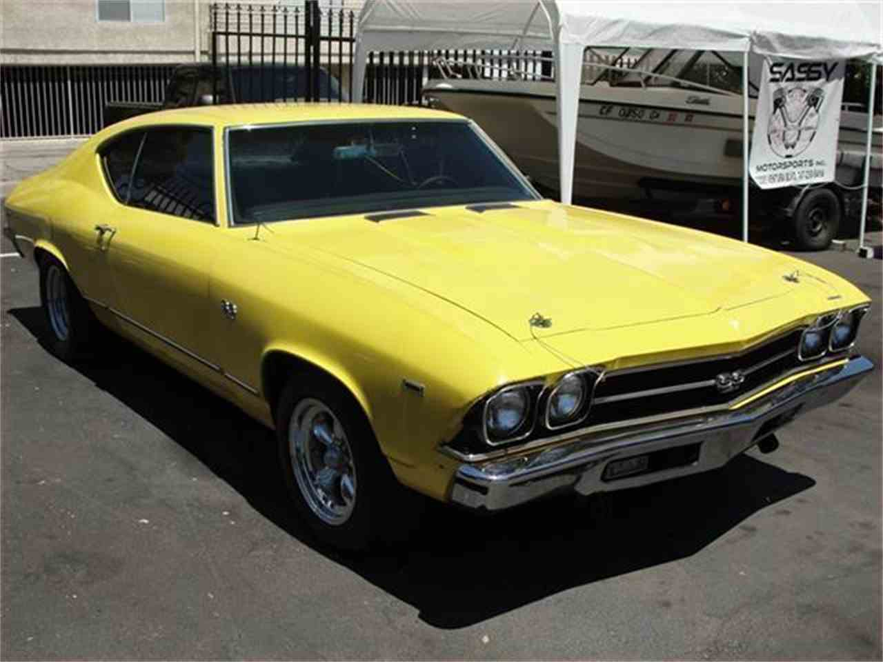 1969 Chevrolet Chevelle SS for Sale | ClassicCars.com | CC-893693