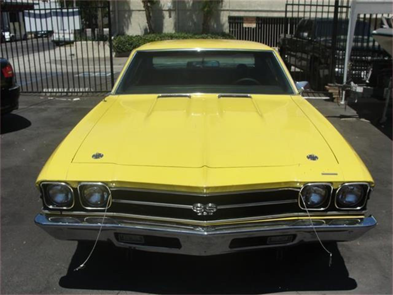 Large Picture of '69 Chevelle SS - J5KT