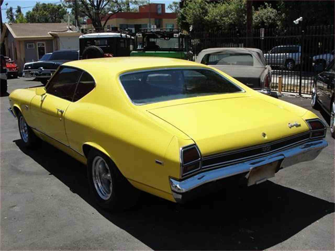 1969 chevrolet chevelle ss for sale cc 893693. Black Bedroom Furniture Sets. Home Design Ideas