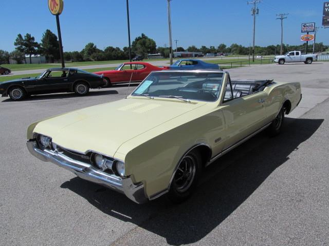 1967 Oldsmobile Cutlass For Sale On ClassicCars