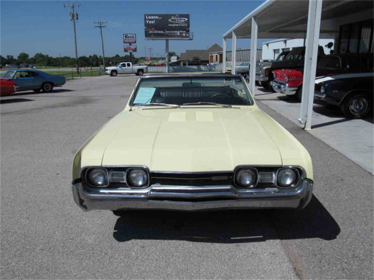 Large Picture of '67 Cutlass - J5L0