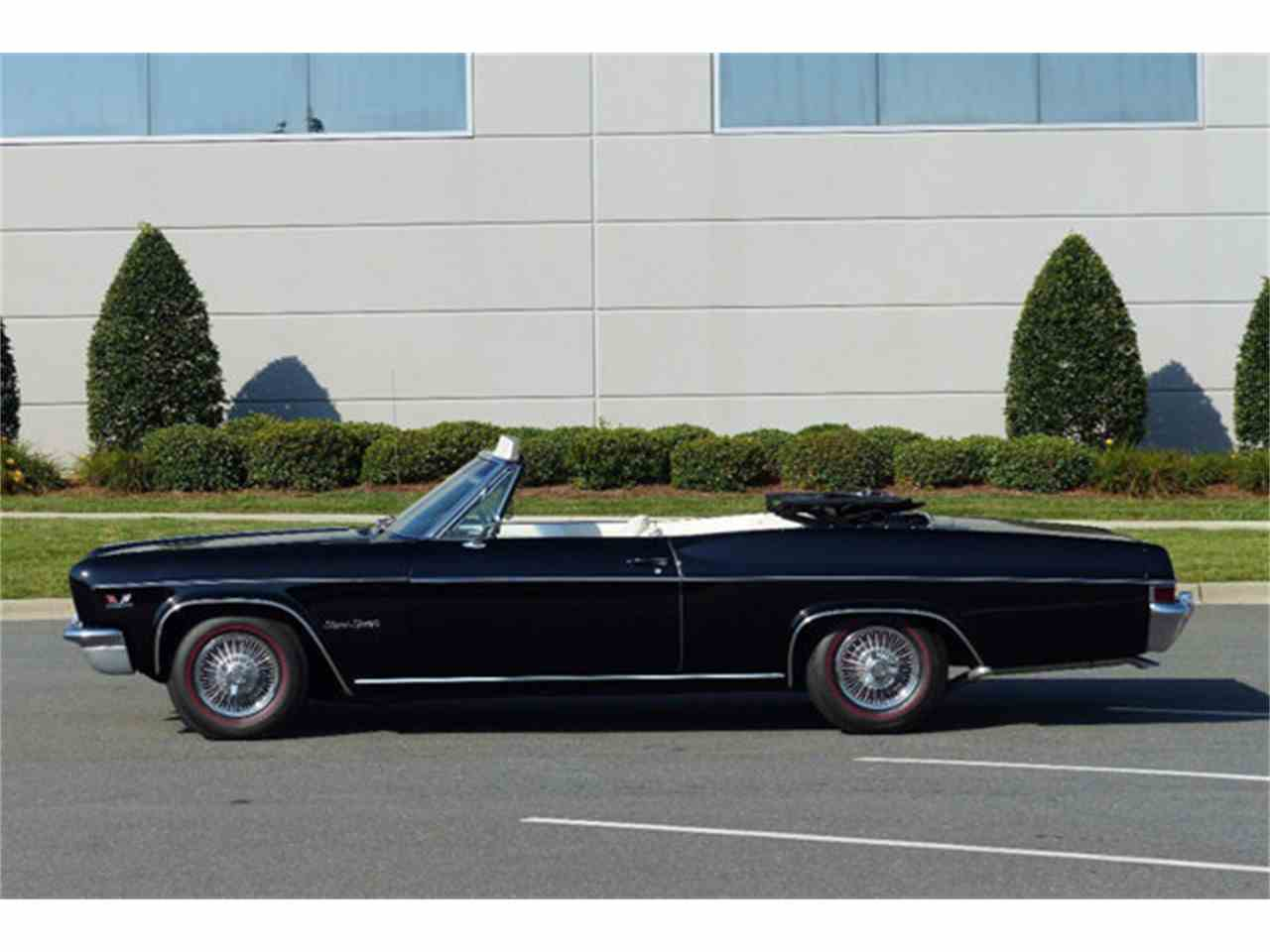 Large Picture of '66 Impala SS - J30P