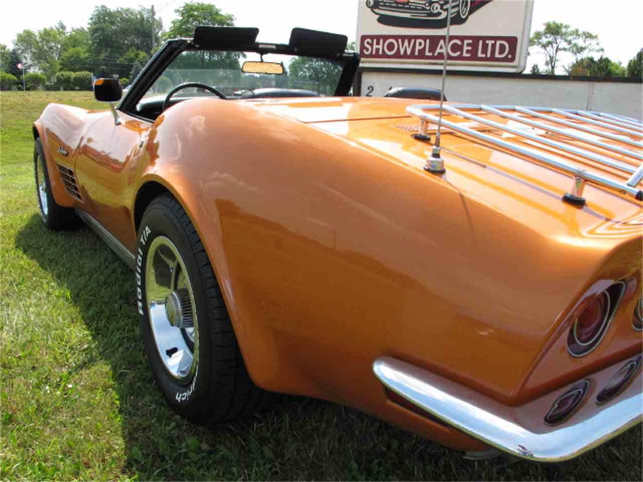 Large Picture of '72 Corvette - J5N7