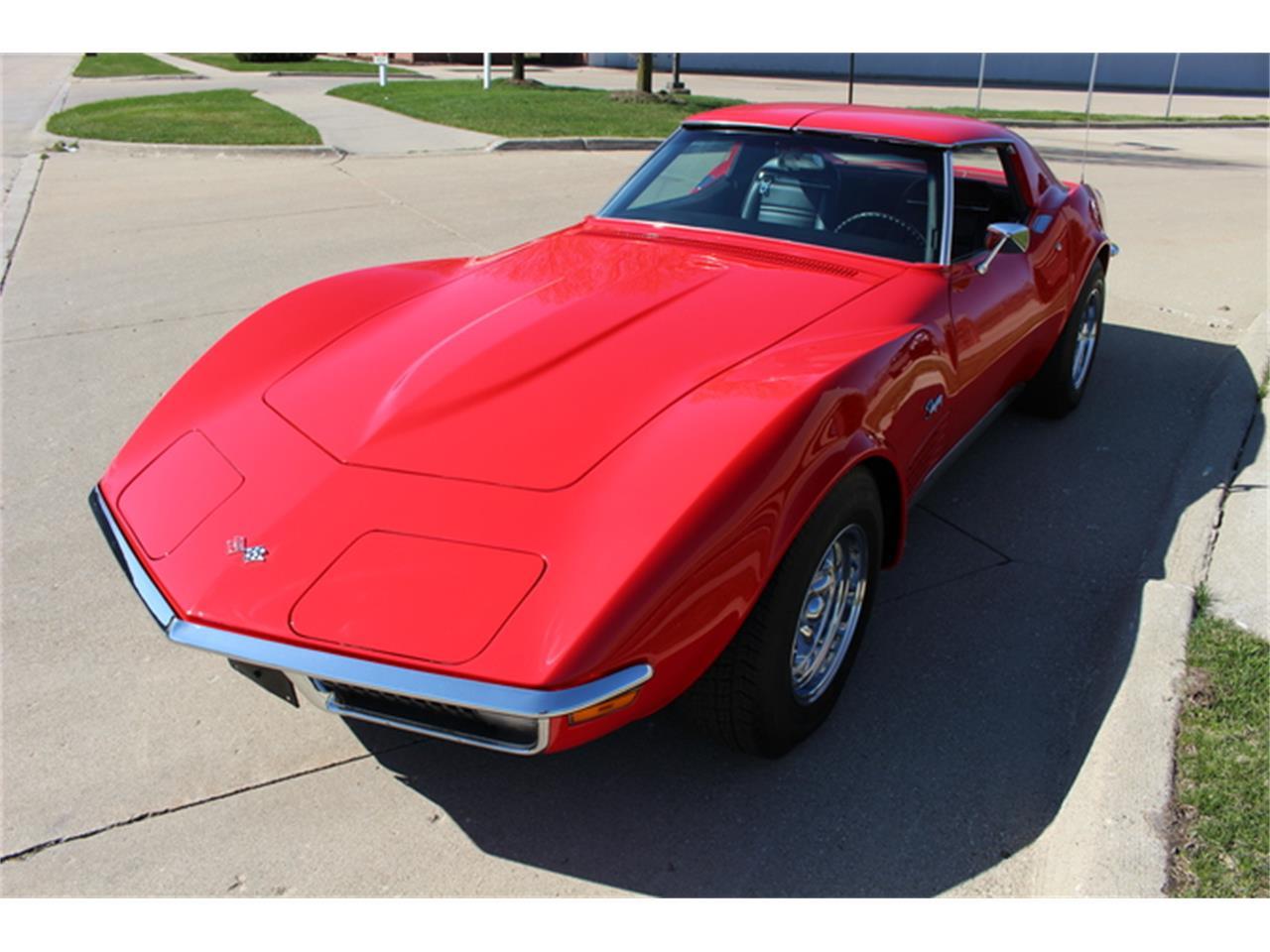 Large Picture of '71 Corvette - J30Q