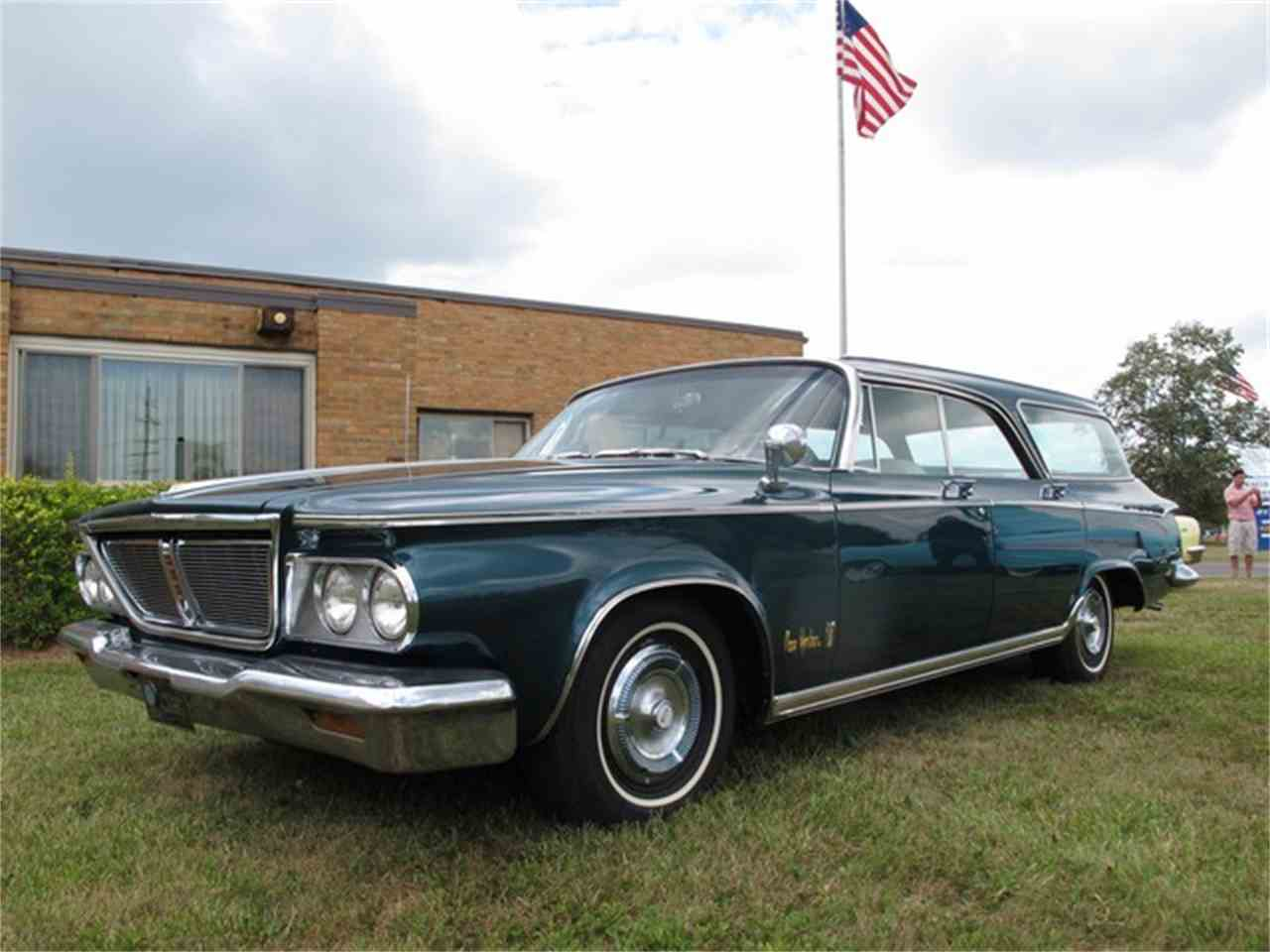 Large Picture of Classic 1964 Chrysler New Yorker - J5ND