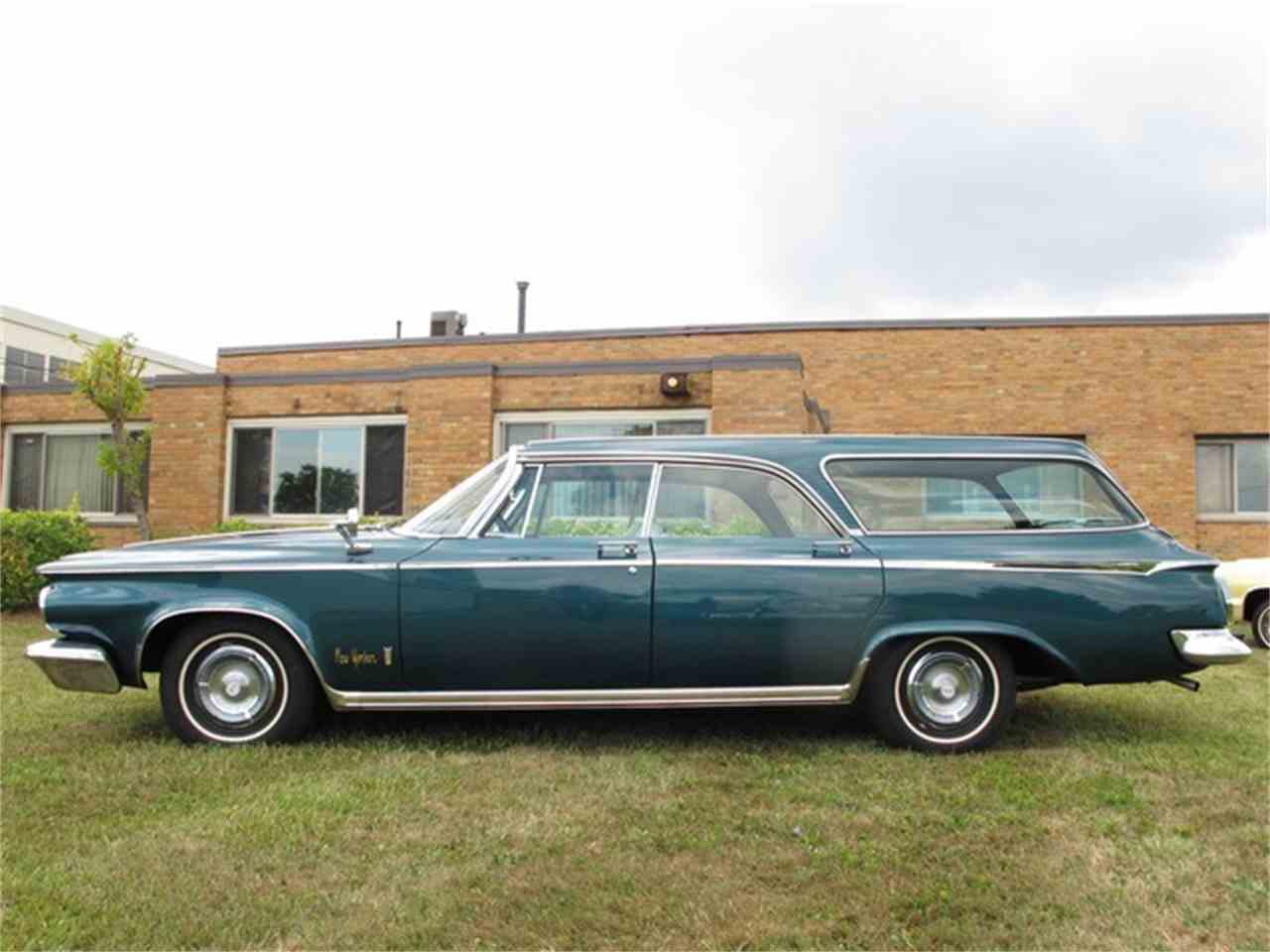 Large Picture of 1964 New Yorker located in Troy Michigan Offered by Classic Auto Showplace - J5ND