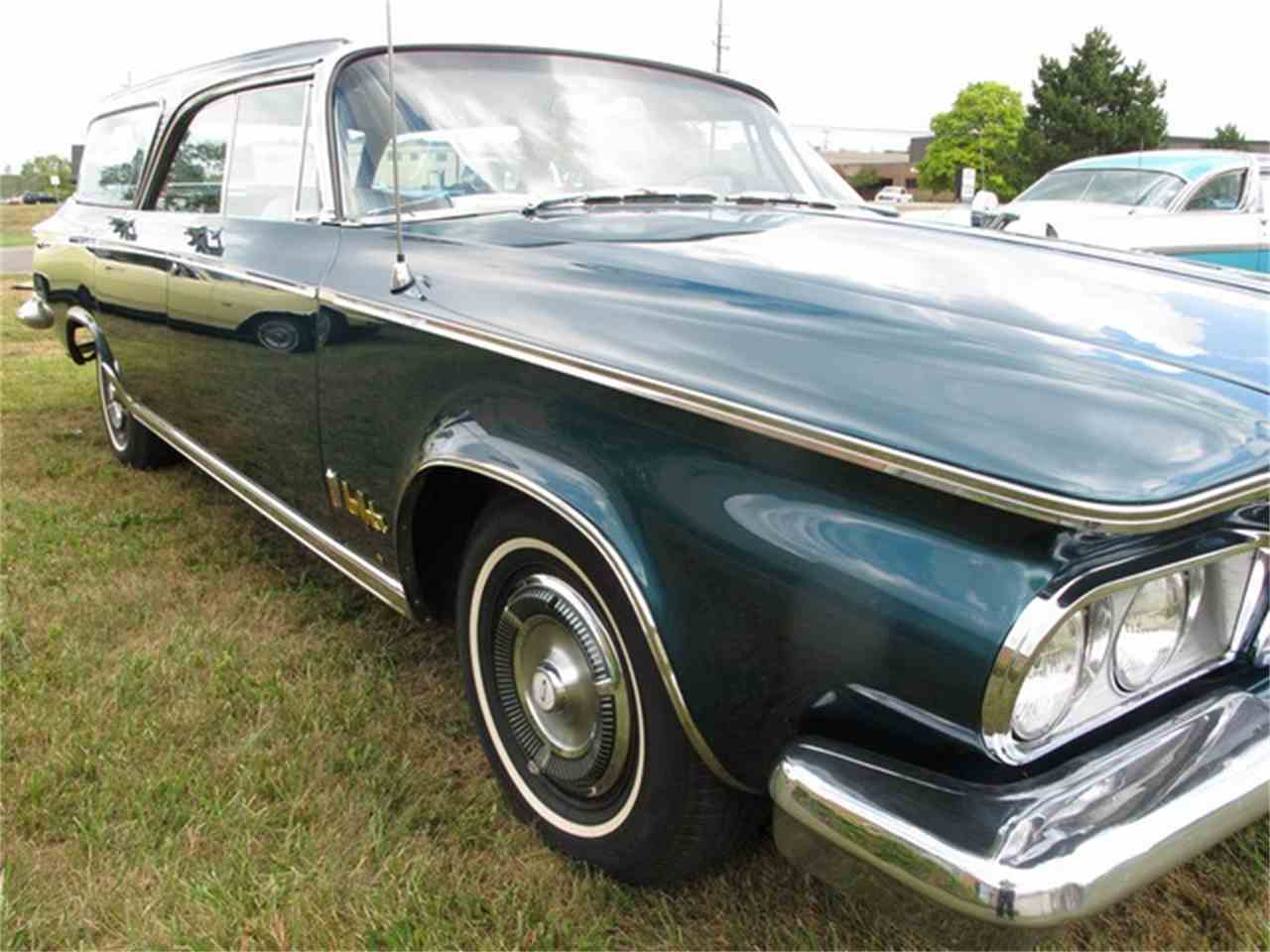 Large Picture of Classic 1964 New Yorker located in Troy Michigan Offered by Classic Auto Showplace - J5ND