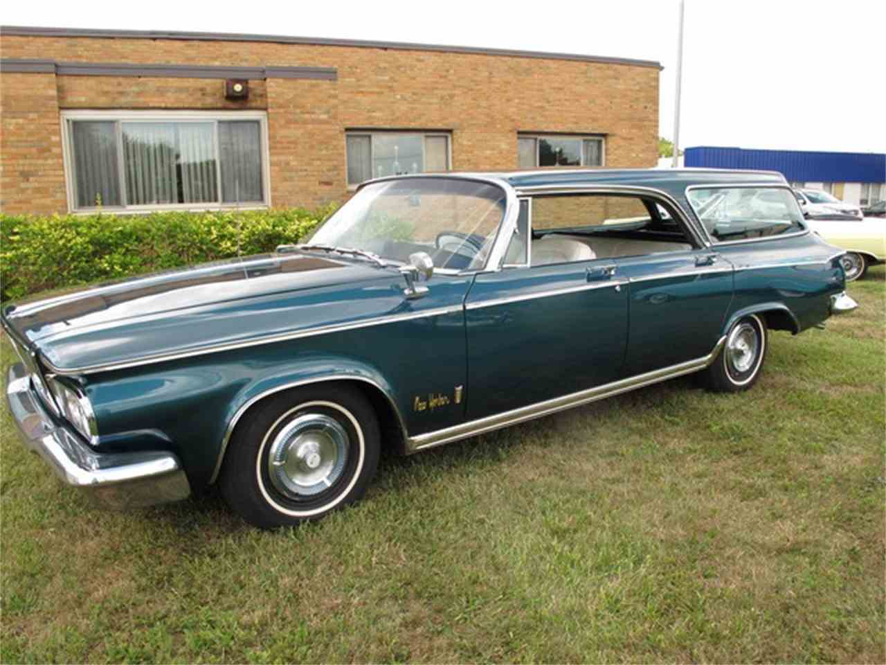 Large Picture of Classic 1964 Chrysler New Yorker located in Michigan - $34,500.00 - J5ND