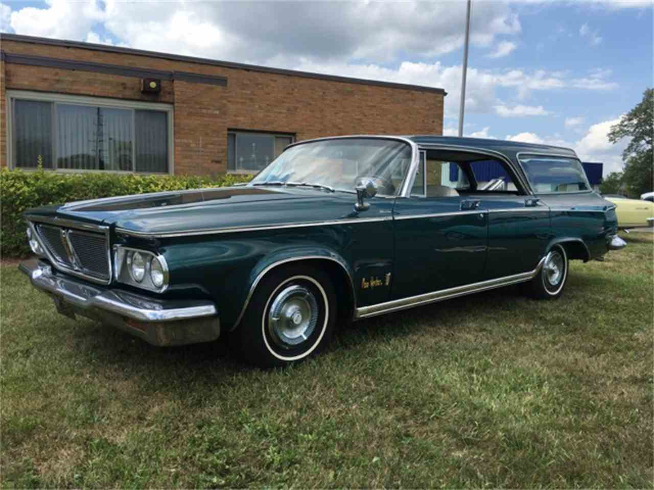Large Picture of 1964 New Yorker located in Michigan - $34,500.00 - J5ND